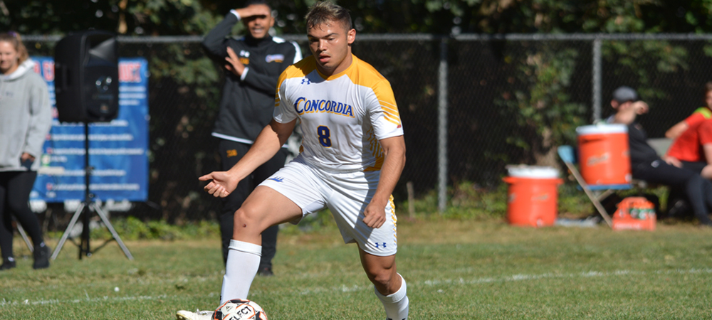 Strong Start Lifts Post Past Men's Soccer, 4-1