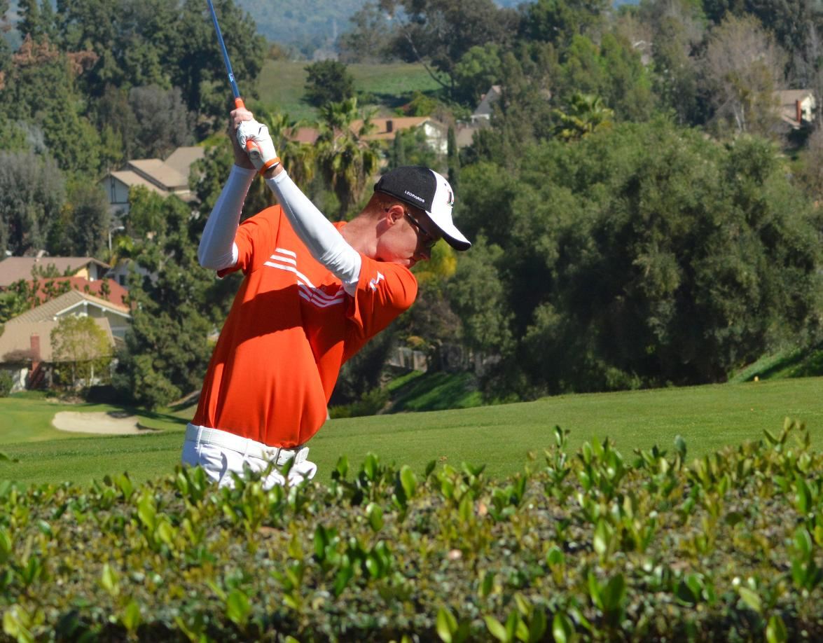 No. 21 Men's Golf places second at West Cup