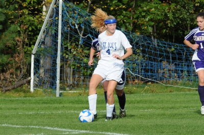 Women's Soccer Defeated by Wheaton College, 3-1