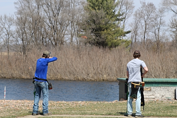 Sports Shooting Kicks Off Spring Season with a Win