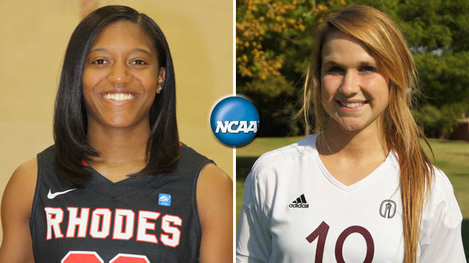 SCAC Nominates Two for 2012 NCAA Woman of the Year Award