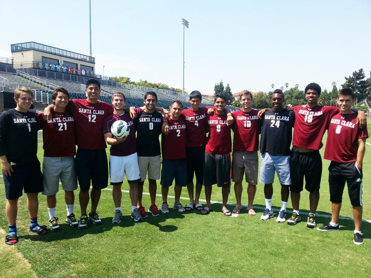 Bronco Soccer Comes Together From All Over The World