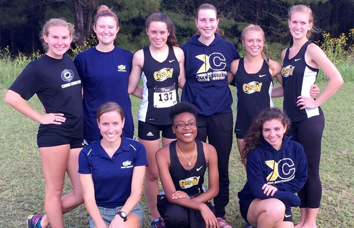 2nd Place Finish For Lady Hurricanes Cross Country
