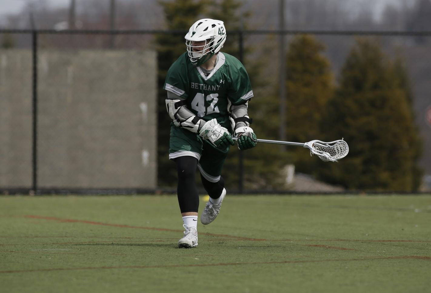 Men's Lacrosse Suffers Loss to Muskingum