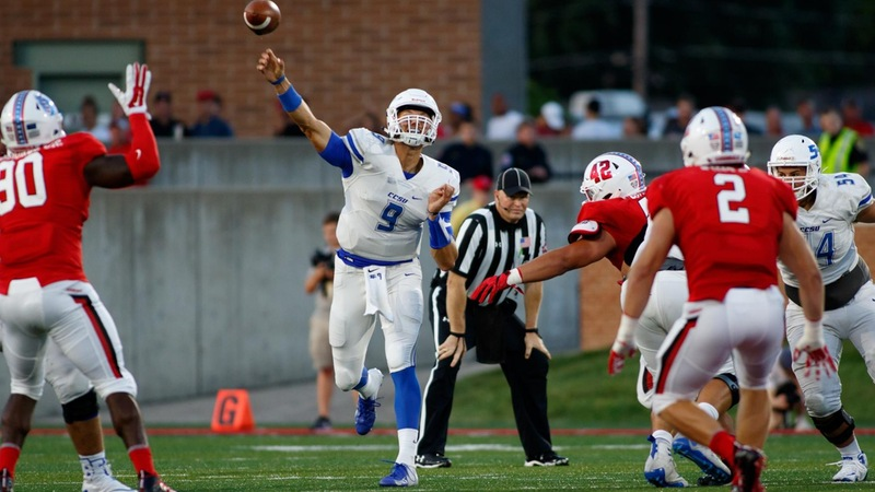 Football Opens the Season with Loss at FBS Opponent Ball State