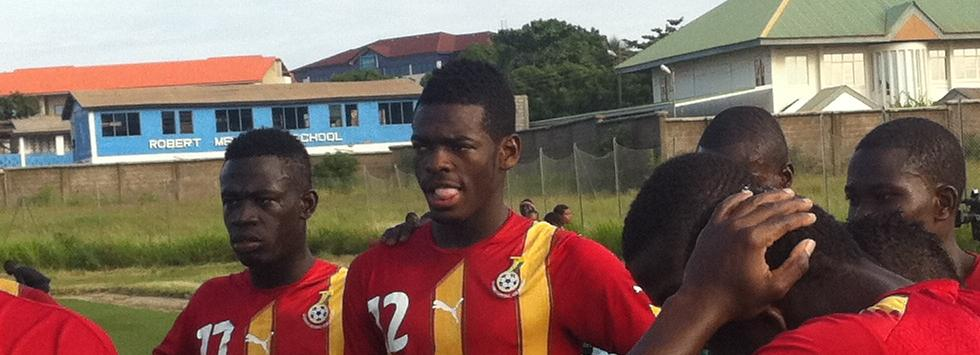 Opoku Called Up to Ghana U-23 National Team Camp