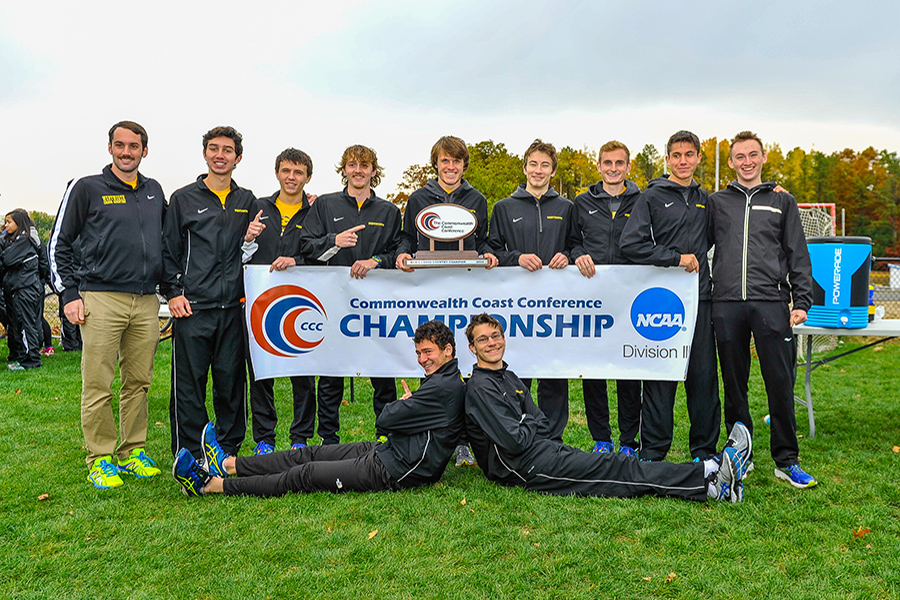 Back-to-Back:  Cross Country Repeats as CCC Champions