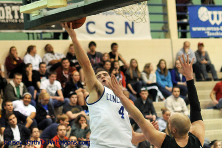 NAC North crown at stake for Men's Basketball Tuesday