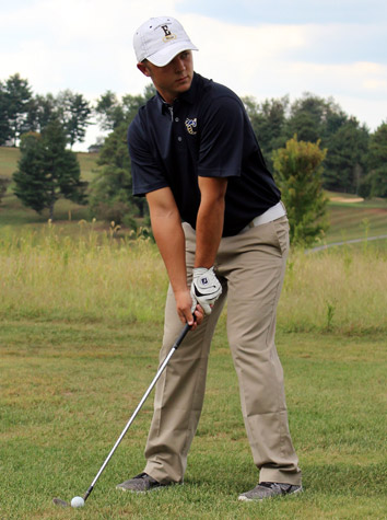 Emory & Henry Men's Golf Finishes 14th At Shenandoah Invitational
