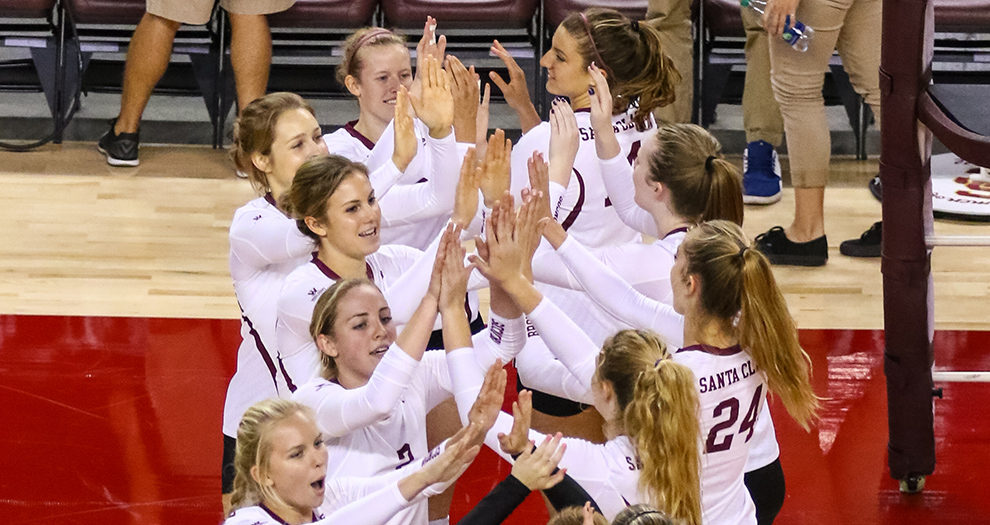 Volleyball Reaches Highest Ranking in Nearly a Decade at No. 17