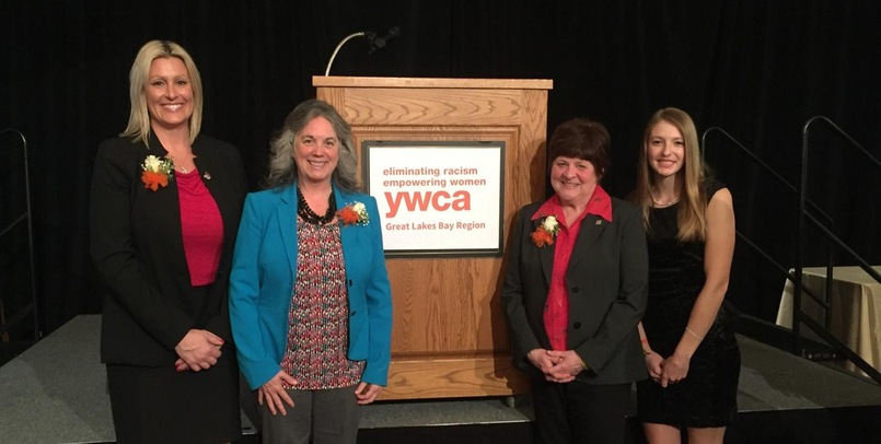 Danielle Slonac Earns Great Lakes Bay Region YWCA Emerging Leader Award