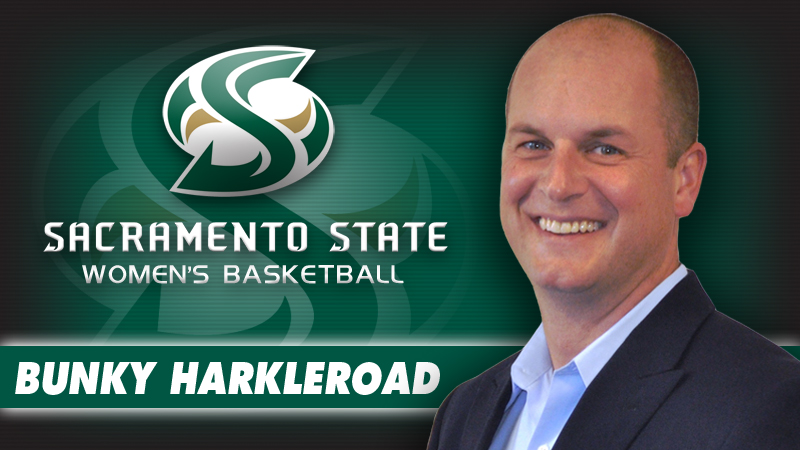 BUNKY HARKLEROAD NAMED WOMEN'S BASKETBALL HEAD COACH