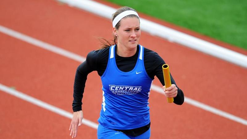 Women's Track Competes at Princeton Saturday