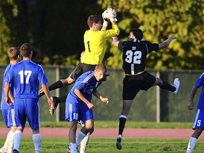 Men's Soccer Scores 1-0 Victory on the Road at Long Island on Friday