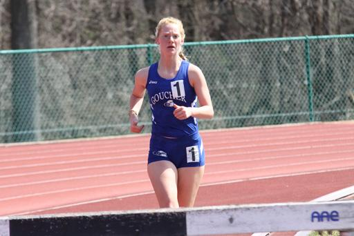 Phillips Proves Best in Both Hurdles, Two Additional Events