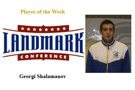 Shalamanov Earns Honor from Landmark Conference