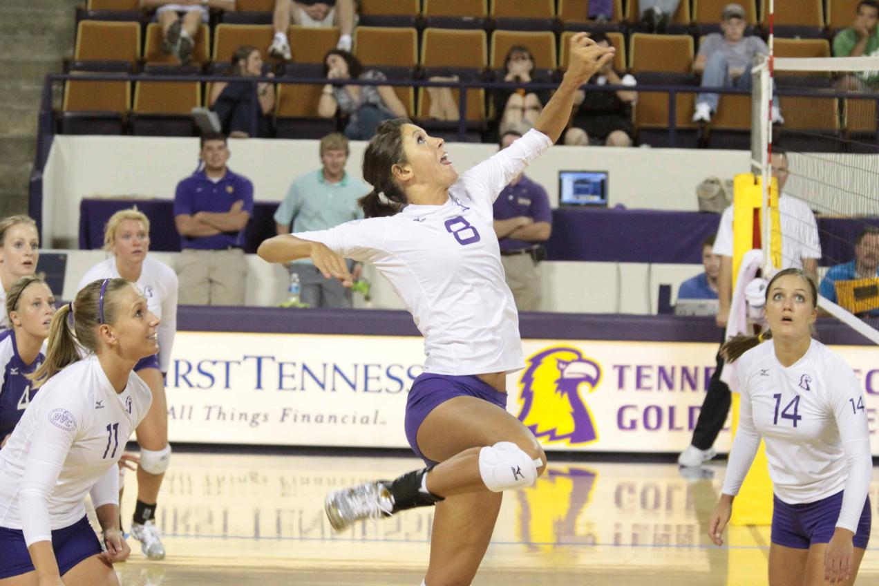 Golden Eagles drop first OVC match to Colonels