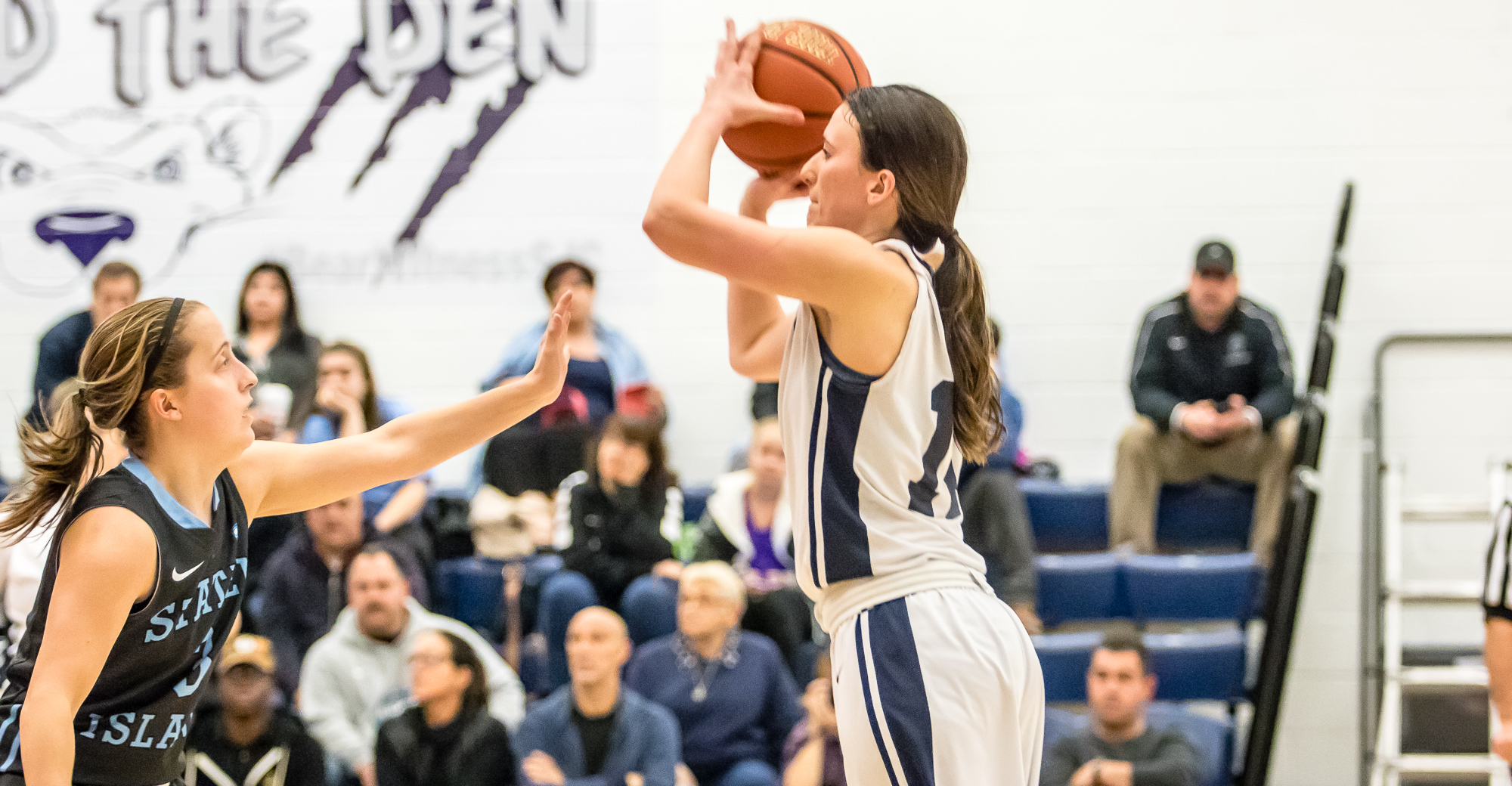 Staten Island Stifles Women's Basketball in Season Opener