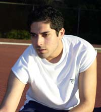 Yezdan Badrakhan, Men's Track & Field, Class of 2009