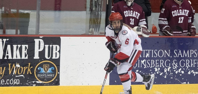 RPI suffers weekend sweep, falls to No. 9 Colgate
