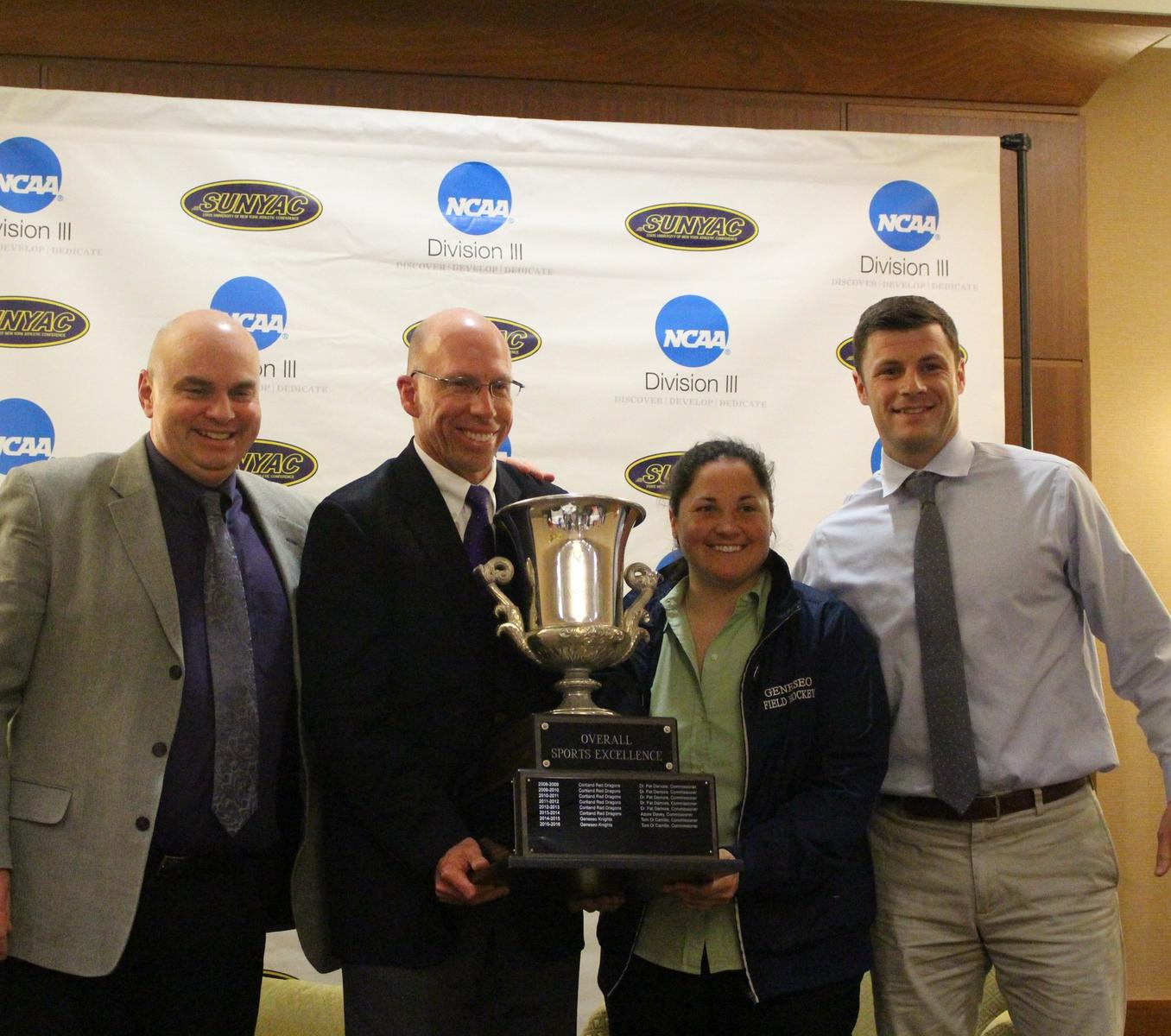 Geneseo claims third straight Commissioner's Cup