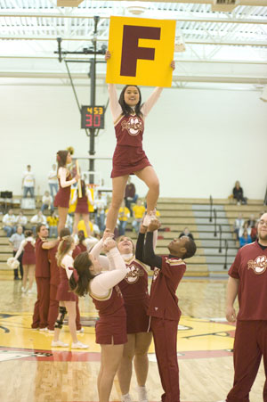 Ferris State Cheerleading Photo Gallery - Ferris State ...