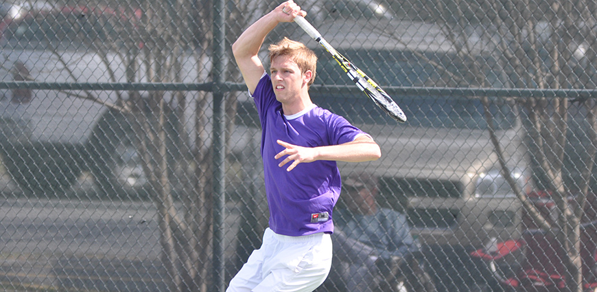 NCAA II UA-Fort Smith Slips Past Men's Tennis Team