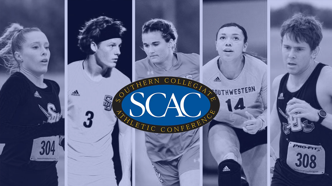 SCAC Announces 2019 Fall All-Sportsmanship Teams