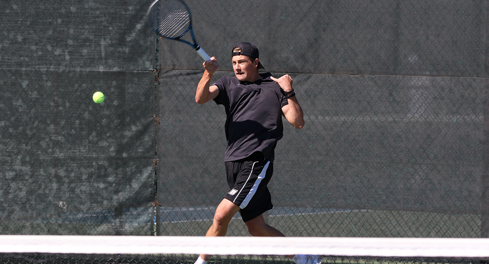 Men's tennis shows well over final two days of Brown Invite