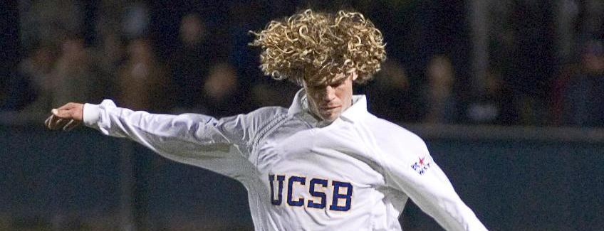 Tony Lochhead playing with UCSB in 2004