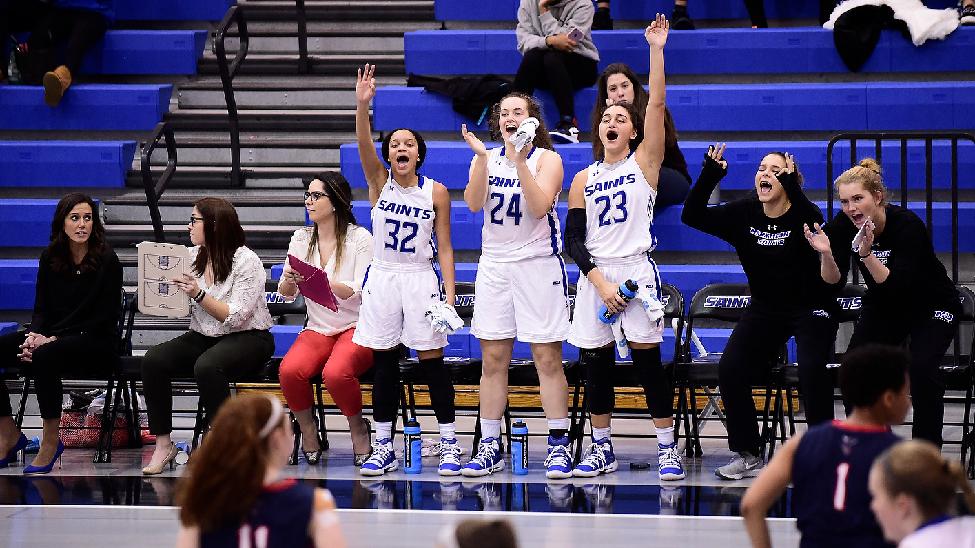Women's Basketball Registers Second-Straight 20-Plus Point Victory With Throttling of Blazers