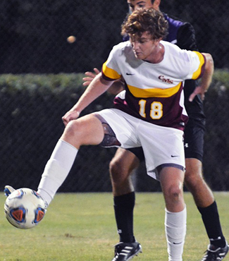 Ethan Tyng, Claremont-Mudd-Scripps, Men's Soccer Offensive Athlete of the Week