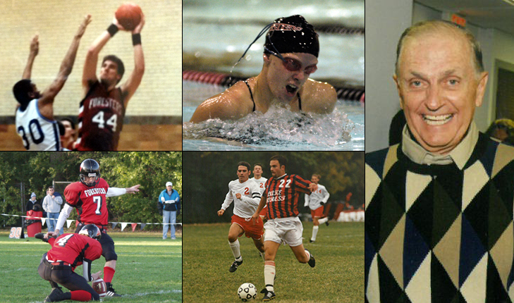 2017 Hall of Fame Class and Forester Impact Award Winner to be Celebrated during Homecoming