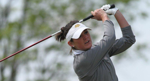 Golden Eagles tied for sixth after first day at OVC Tournament