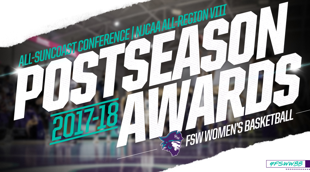#FSWWBB Racks Up Postseason Awards; Ward And Stephens Named Conference Coach And Player Of The Year