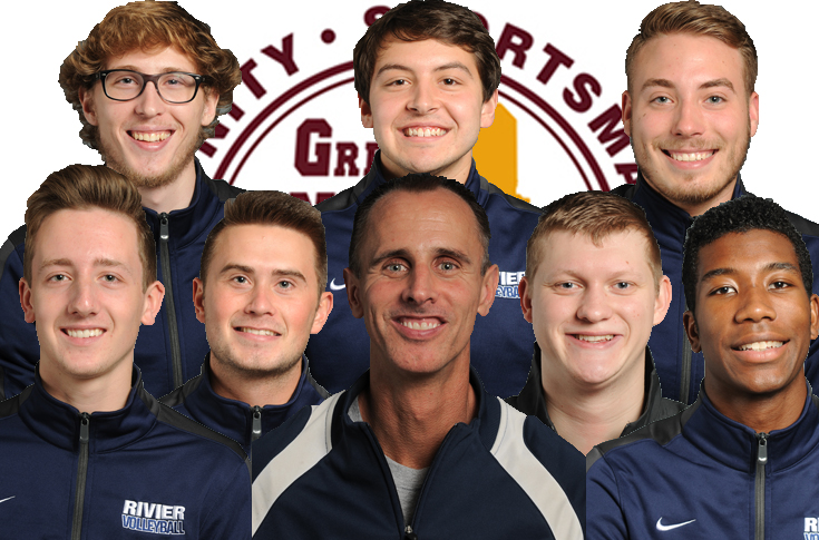 Men's Volleyball: 2018 GNAC All-Conference Team announced; 8 Raiders honored
