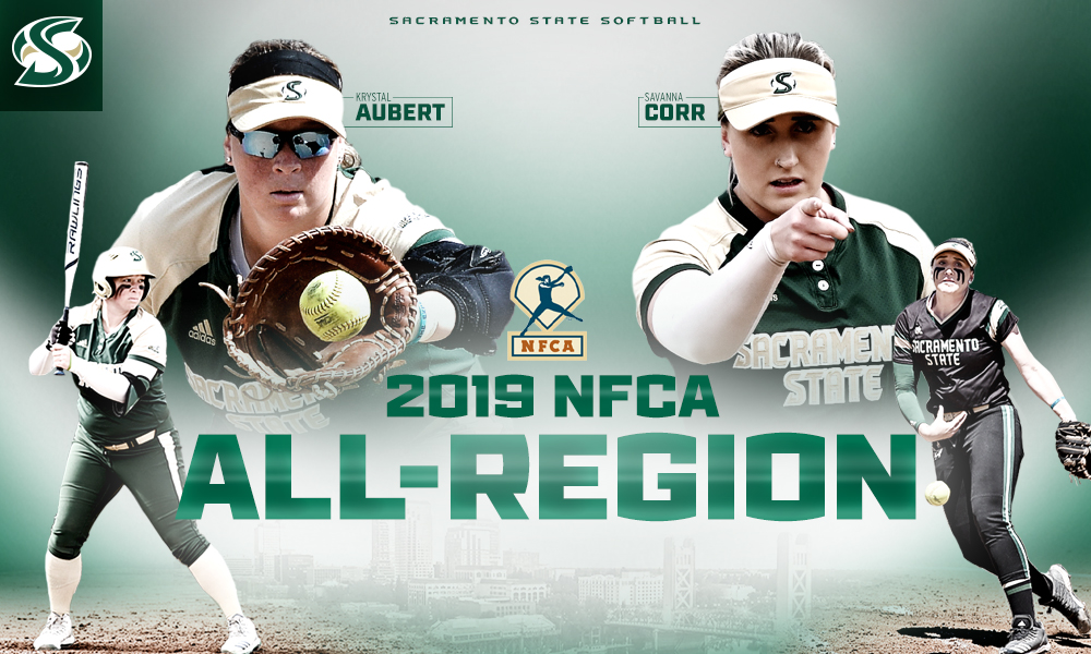 CORR AND AUBERT NAMED NFCA ALL-PACIFIC REGION