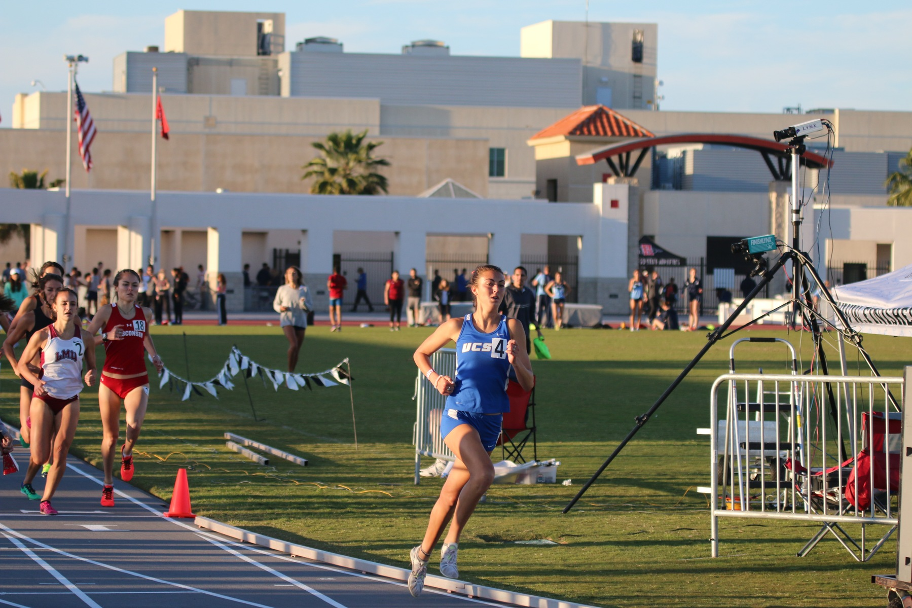 Gauchos Chase Big Marks at UCLA and Stanford This Weekend