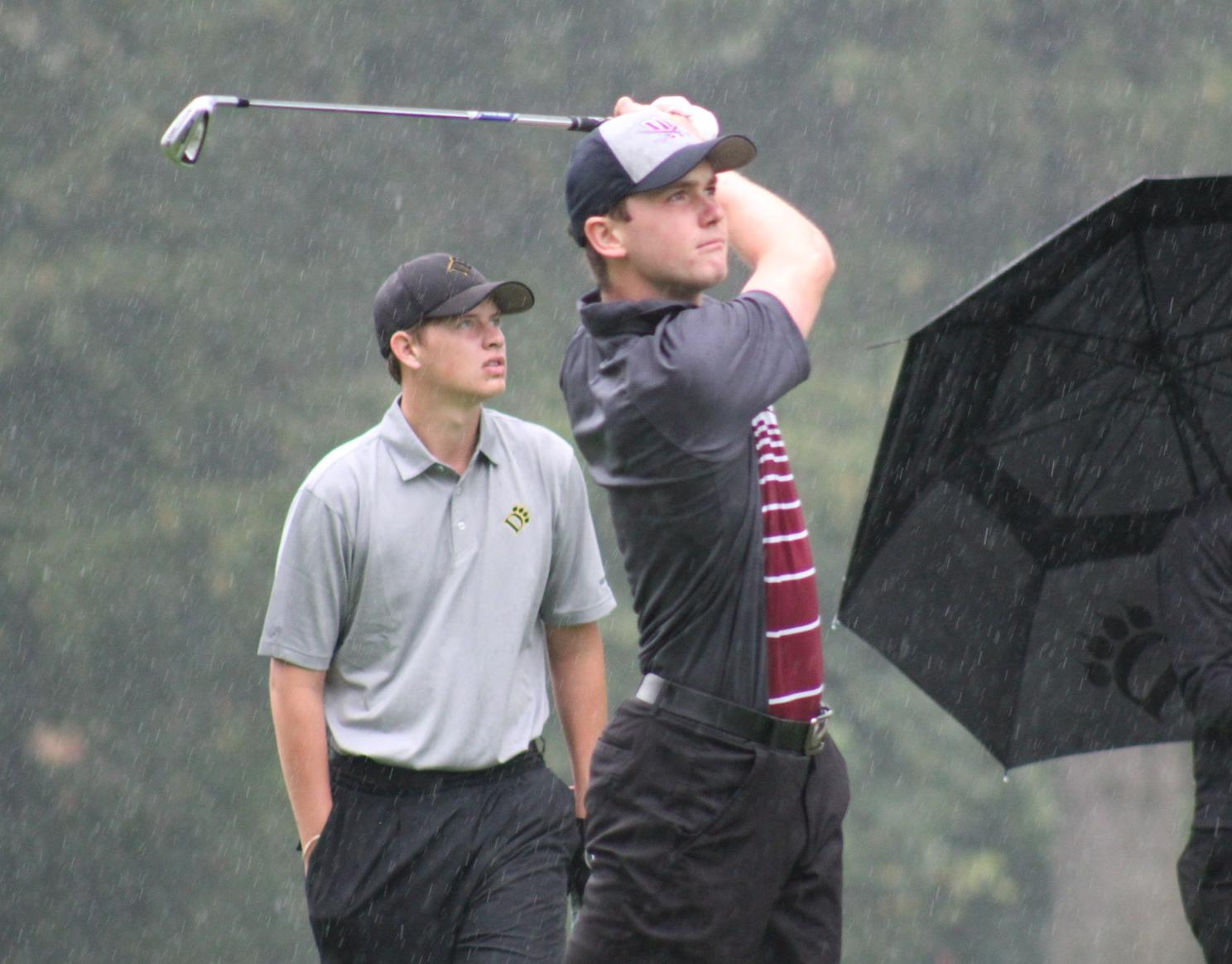 Men's Golf Moves Up Two To Finish Tied For Seventh At GMAC Fall Invite