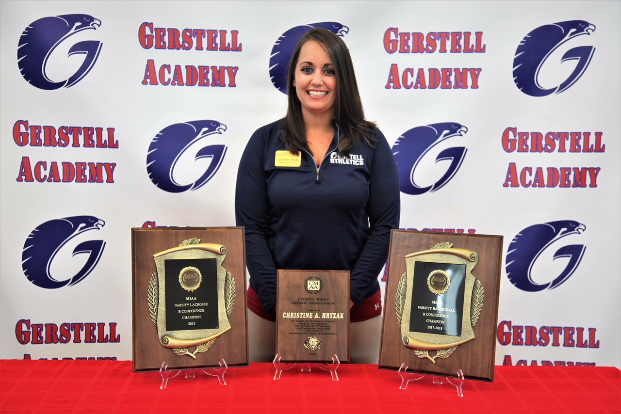 Gerstell's Christine Hryzak moves into an  elite group with National Association