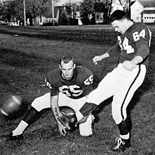 The Game of All Games: Hope vs. Hillsdale, October 25, 1958