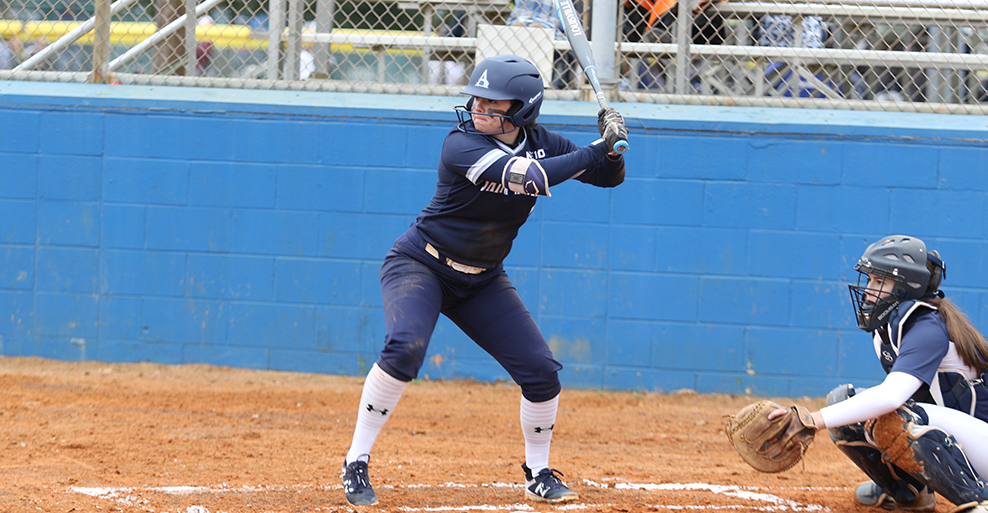 Top-ranked softball splits a pair of 1-0 games with LIU Post