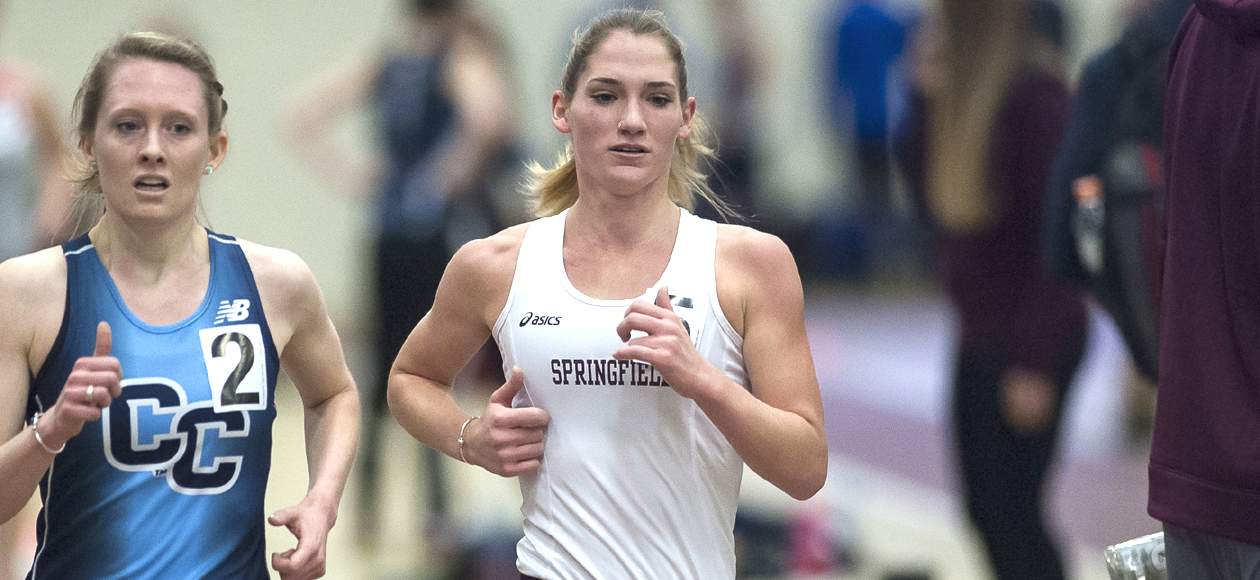 Seven Individual Victories Paces Women's Track and Field at Massasoit Classic