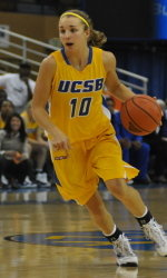 Gauchos Fall to UC Davis, 63-55
