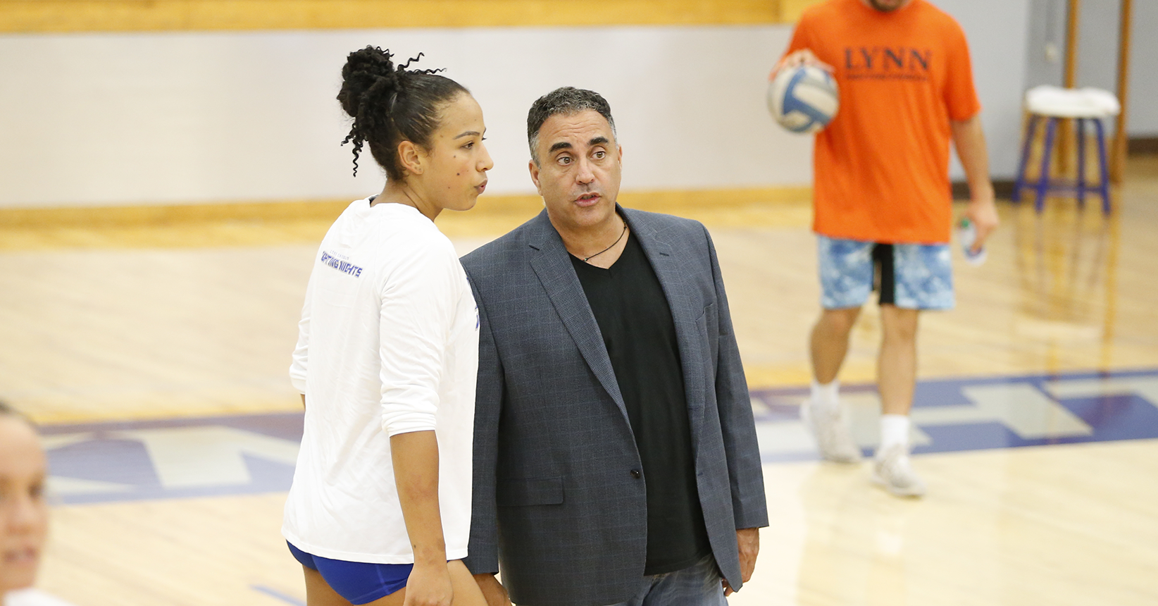 Volleyball Coaching Staff leads Team Florida HP to Record Medal Count