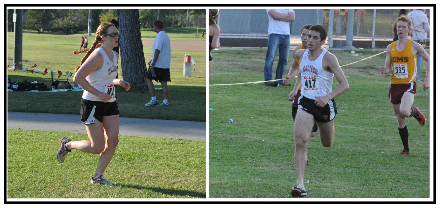 Harriers Compete at League Championships; Ignatowich Honored