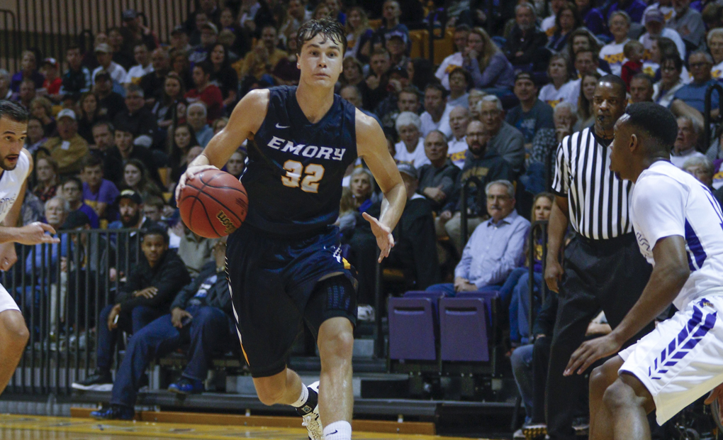 Emory Men's Basketball Falls To Hardin-Simmons In NCAA Tournament 2nd Round