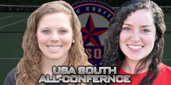 Women's Tennis: Panthers place two on women's USA South all-conference teams