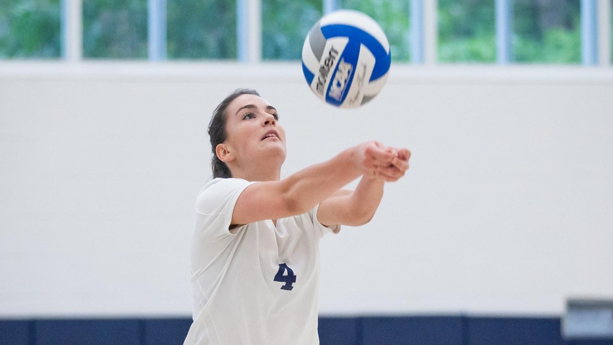 Four Double-Doubles Not Enough as Women's Volleyball Denied by NJCU in Five Sets