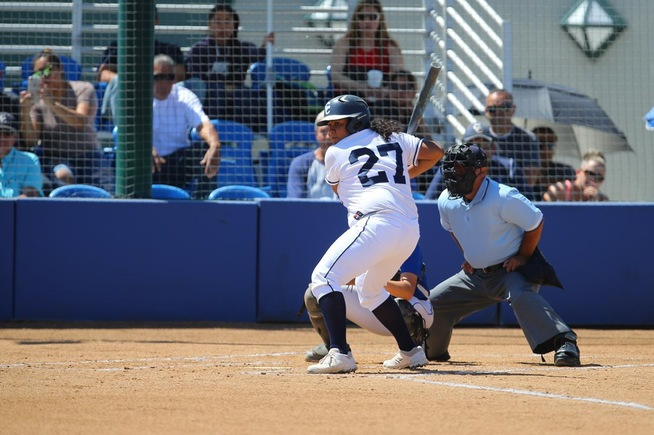 File Photo: Briana Lopez ends season with 19 home runs